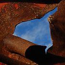 Sky in a Skip by Celia Strainge