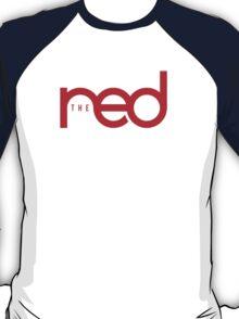 The Red - Red velvet T-Shirt
