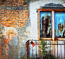 Balcony by Silvia Ganora