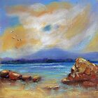 Sun, Sea and Sand by bevmorgan