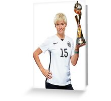 Megan Rapinoe - World Cup Greeting Card