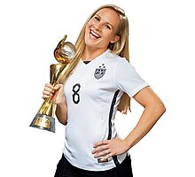 Amy Rodriguez - World Cup Photographic Print