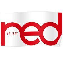 RED VELVET THE RED Poster