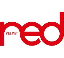 RED VELVET THE RED Photographic Print
