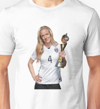 Becky Sauerbrunn - World Cup Unisex T-Shirt