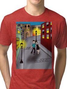 Going Home Tri-blend T-Shirt