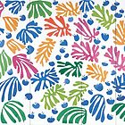 Henri Matisse Cut-Out by hvanmatre