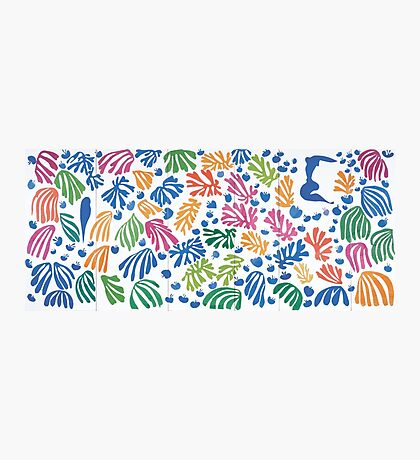 Henri Matisse Cut-Out Photographic Print