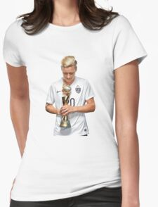 Abby Wambach - World Cup Womens Fitted T-Shirt