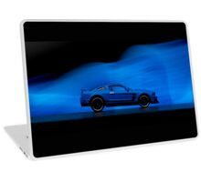 2013 Ford Mustang Boss 302 Laguna Seca (Hot Wheels Photo) Laptop Skin