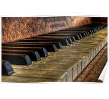 Schiedmayer Piano 2 - HDR  Poster