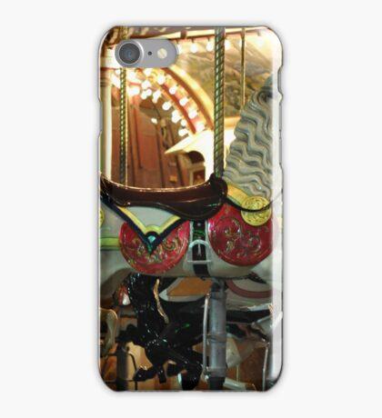 Vintage Carousel iPhone Case/Skin
