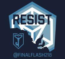 Resist SA FINALFLASH218 by Matthew Reid