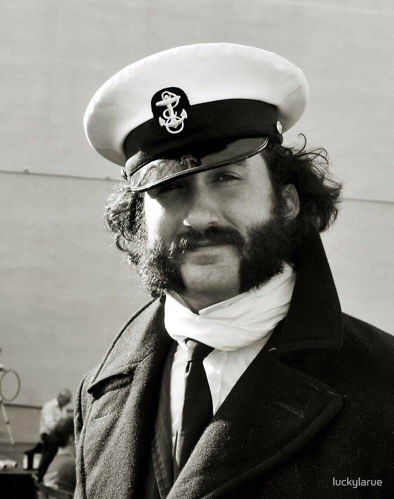 One Fine Sailor by luckylarue