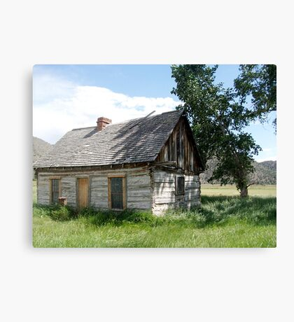 Butch Cassidy's Home Canvas Print