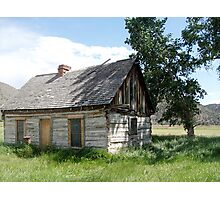 Butch Cassidy's Home Photographic Print