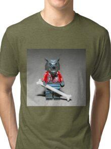 Werewolf Tri-blend T-Shirt