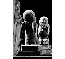 Little Angels Photographic Print