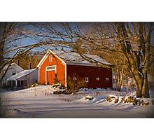 Fellows Farm Photographic Print