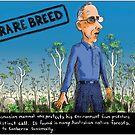 """Bob Brown """"A Rare Breed"""" by Joel Tarling"""