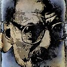 Tribute to Allen Ginsberg by mariohipolito
