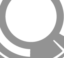 Section 9 (grey print) Sticker