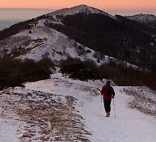 Walking the Malverns Ridge by Cliff Williams
