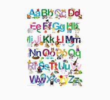 Alphabet for kids Unisex T-Shirt
