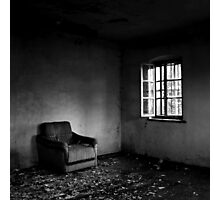 Empty Room Photographic Print