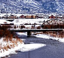 The Yampa River by barnsis
