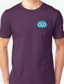 Pocket owl Unisex T-Shirt
