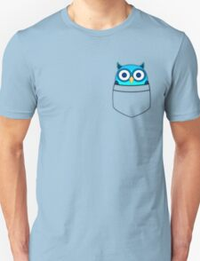 Pocket owl Unisex T-Shirt