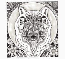 Coota Art, Wolf Kids Tee