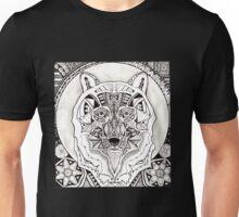 Coota Art, Wolf Unisex T-Shirt