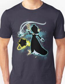 Super Smash Bros. Rosalina Silhouette T-Shirt