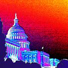 "Capitol Sun by Christine ""Xine"" Segalas"