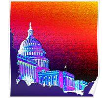 Capitol Sun Poster