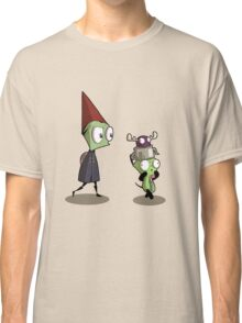 Over the Garden Wall (Of Doom) Classic T-Shirt