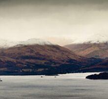 Loch Lomond Giants by Chen Sun