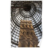 Coops Shot Tower Melbourne Central Poster