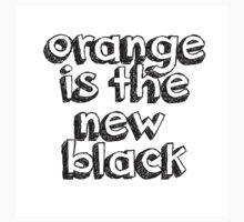Orange is the new black by caddystar