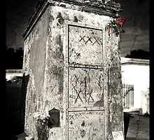 Marie Laveau's Tomb by Alex Preiss