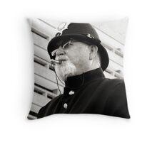 Whistler Blower Throw Pillow