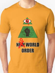 No World Order Unisex T-Shirt