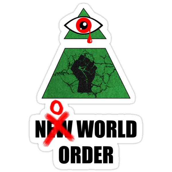 No World Order by Stevie B