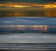 """Seascape Collage III"" by Tim&Paria Sauls"