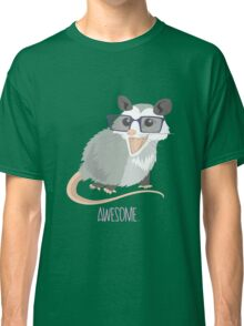 Awesome Possum Classic T-Shirt