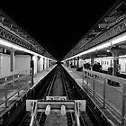 Pelham Bay Station by Nancy Fred