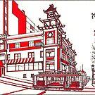 Chinatown_1 by Vladimir Kotov