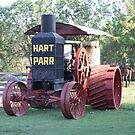 Hart Parr 30-60 Tractor by lar3ry